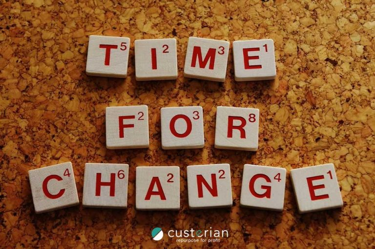 Changes Done Well Custerian